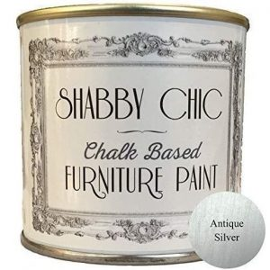 Antique Silver - Shabby Chic