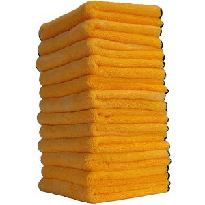 Chemical Guys MIC_506_12 Microfiber Towels