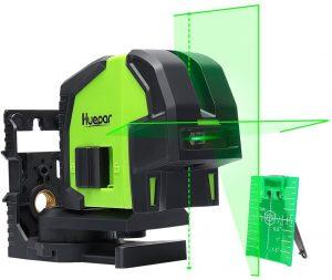 Huepar 8211G Cross Line Laser Level