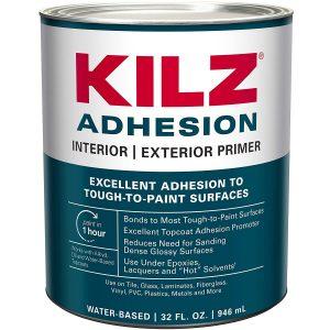 KILZ Adhesion Primer/Sealer