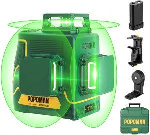 Popoman MTM350B Laser Level