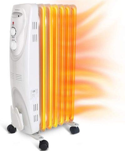 Aigostar Pangpang 330000LCK Oil Filled Radiator Electric Heater