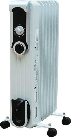 Comfort Glow EOF260 Sleek Portable Oil Filled Radiator Heater