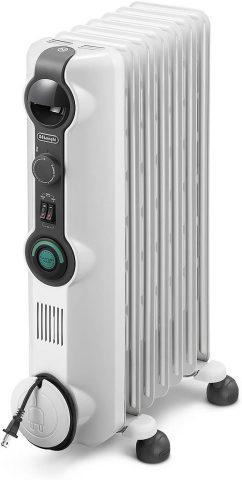 De'Longhi KH390715CM Oil-Filled Radiator Space Heater