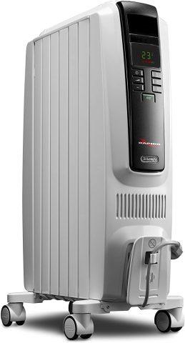 De'Longhi TRD40615E Oil-Filled Radiator Space Heater