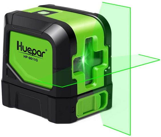 Huepar HP-9011G Cross Line Laser