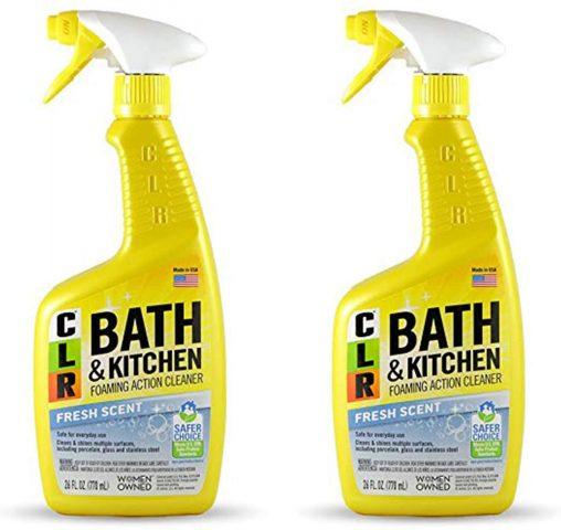 Jelmar Pb-Bk-2000 Clr Fresh Scent Bath