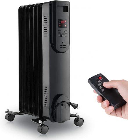 Lifeplus OH907R Oil Filled Radiator Heater