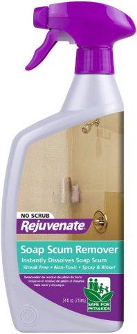 Rejuvenate Scrub Free Soap Scum Remover