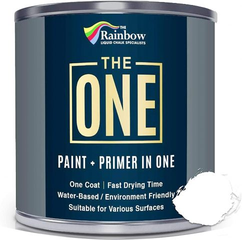 The One Paint - White