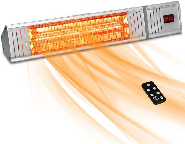 Trustech Electric Outdoor Heater