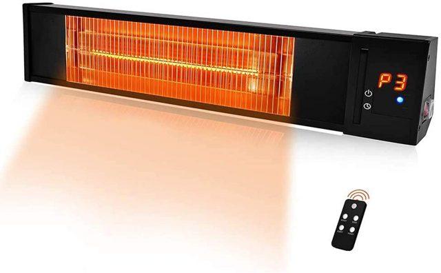 Trustech Super Quiet Infrared Patio Heater